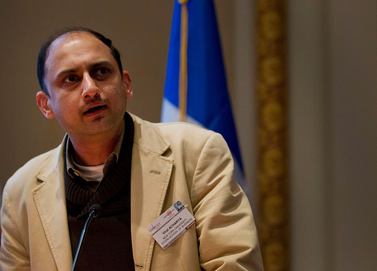 Viral Acharya's Resignation Adds To List Of 'Foreign-Trained' Economists Who Quit