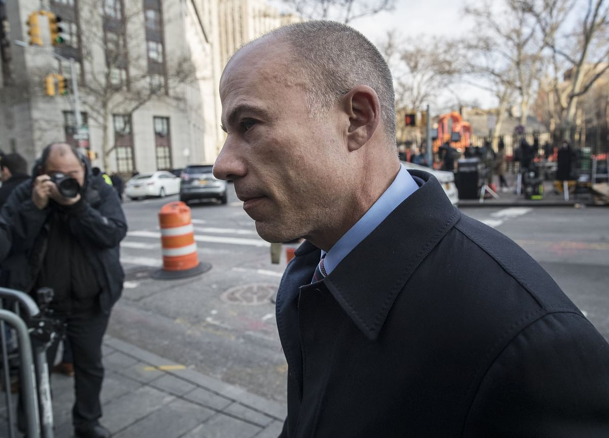 IRS Analyst Charged With Leaking Cohen Bank Records to Avenatti