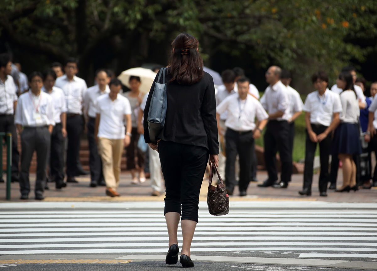Japan's Women Need More Than Jobs