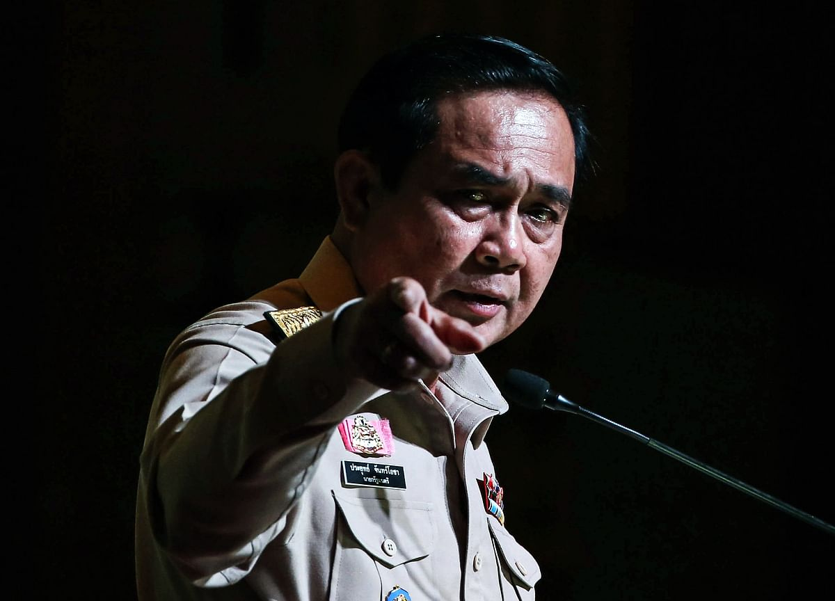 Thai Government's Majority Under Threat as Party Pulls Out