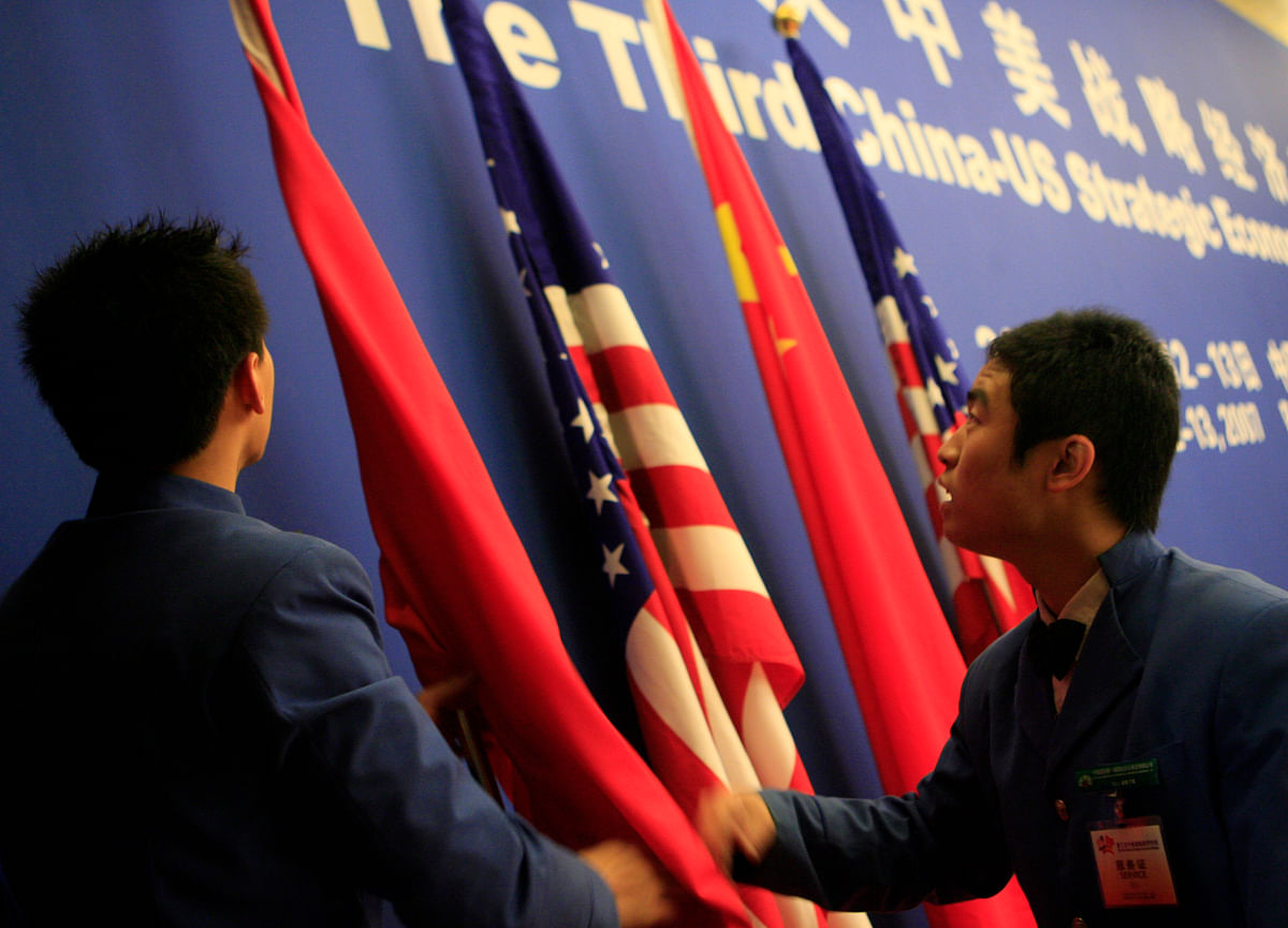 China Says It's Working on Trade Agreement Text With U.S.