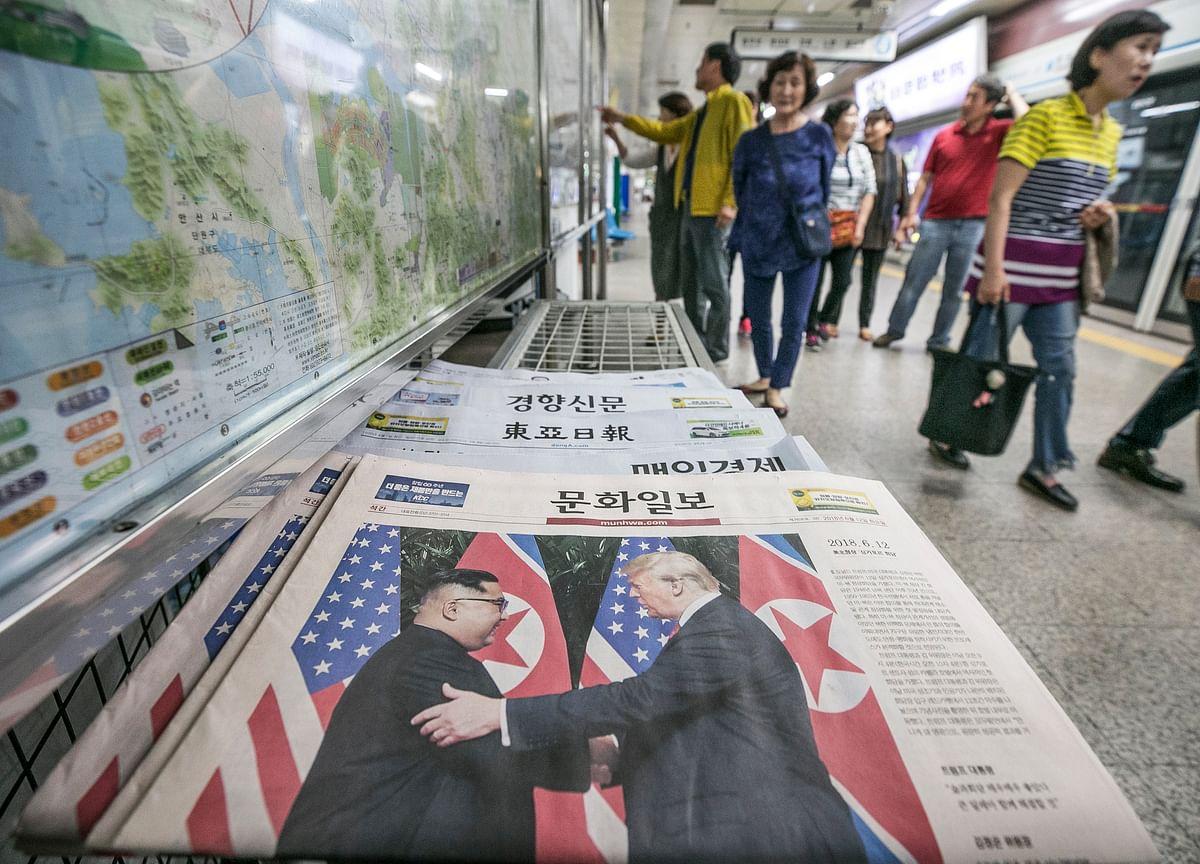 Trump Says He'll Meet Kim Jong Un in Vietnam on February 27-28