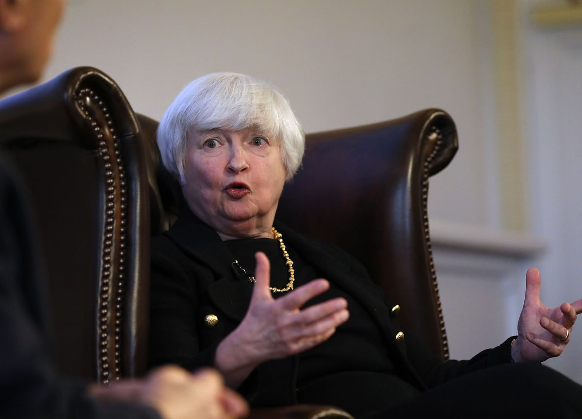 Yellen Rips Trump's Grasp of the Federal Reserve and What It Does