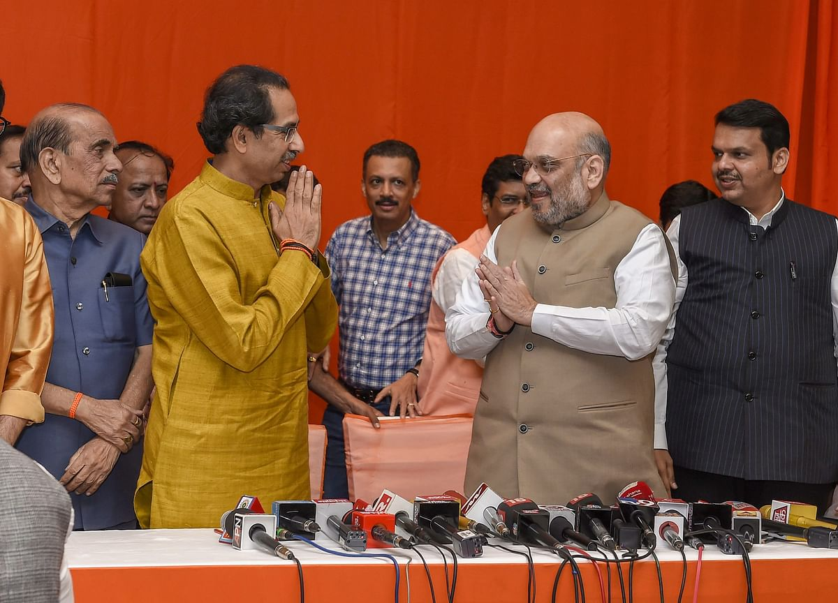 Formal Announcement On BJP-Shiv Sena Poll Alliance In Two Days, Says Uddhav Thackeray