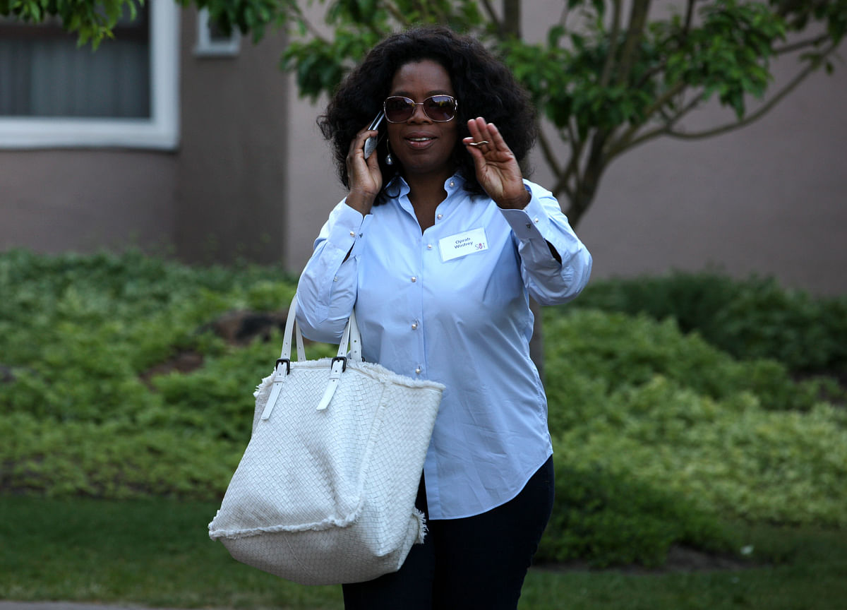 Oprah's Fortune Takes Another Hit on Latest Weight Watchers Rout