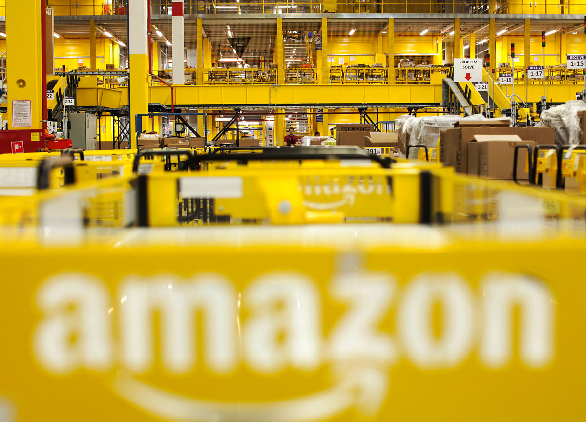 AmazonReconsiders NY Expansion Plans Amid Opposition