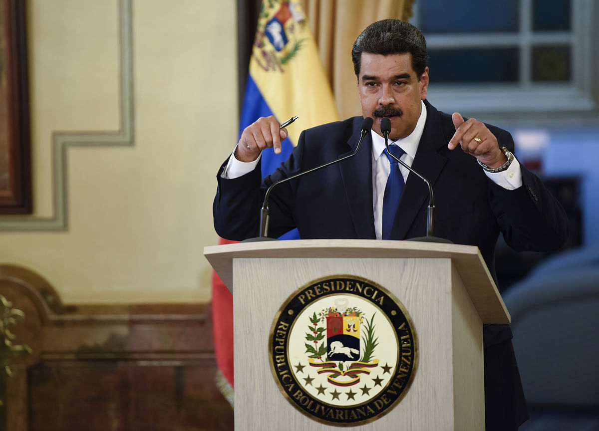 Venezuela Tells Firms to Open Accounts inRussia andTurkey