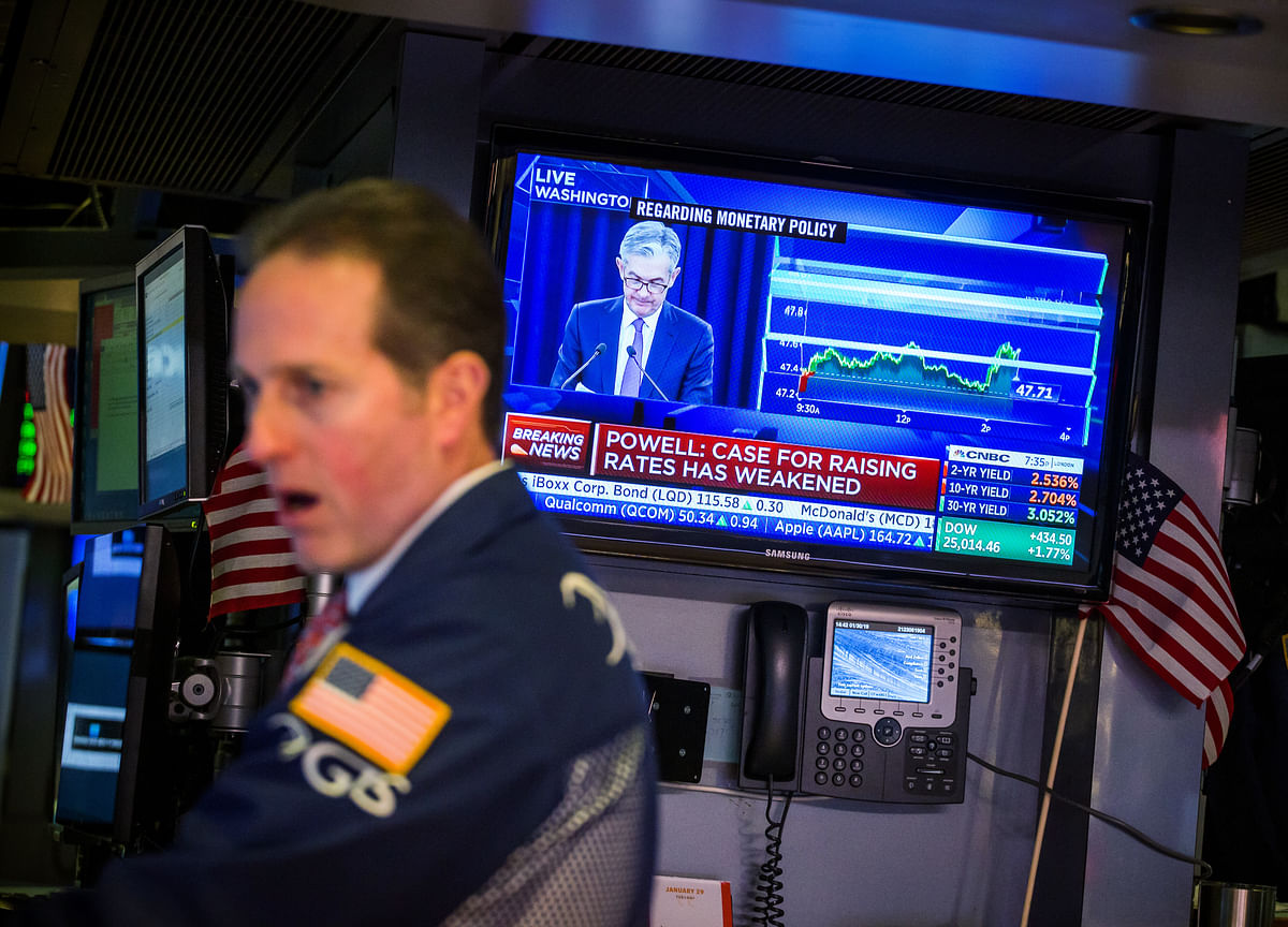 Stocks Climb After Powell's Inflation Reassurance: Markets Wrap