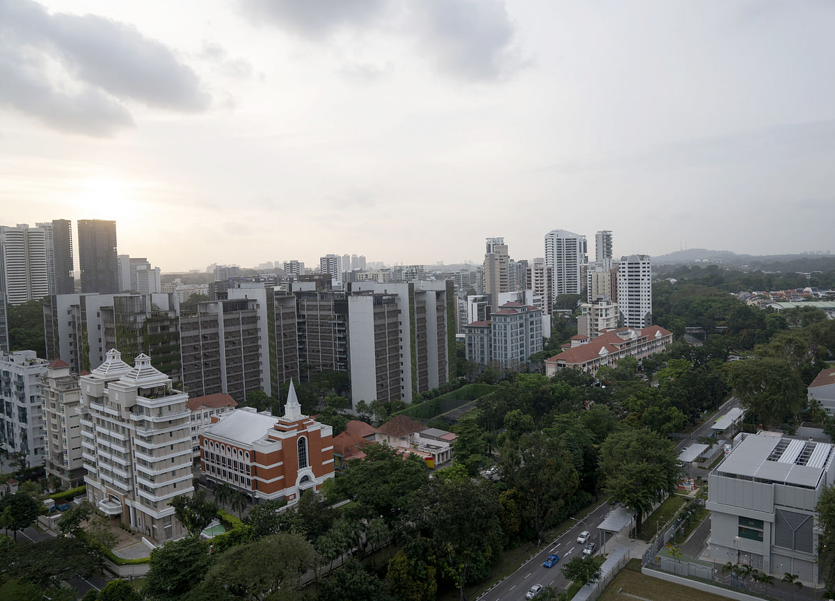 Singaporeans Are Loving the Luxury Homes Foreigners Can't Buy
