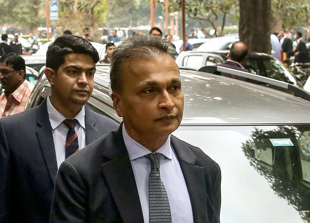 NCLT Begins Bankruptcy Process For Anil Ambani's Reliance Communications