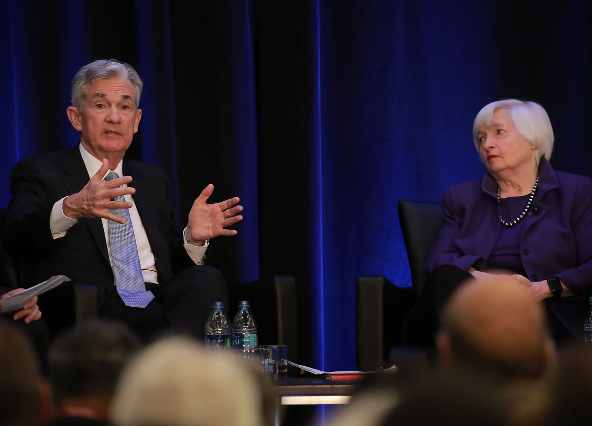Powell Adopts an Inflation Stance Yellen Shunned