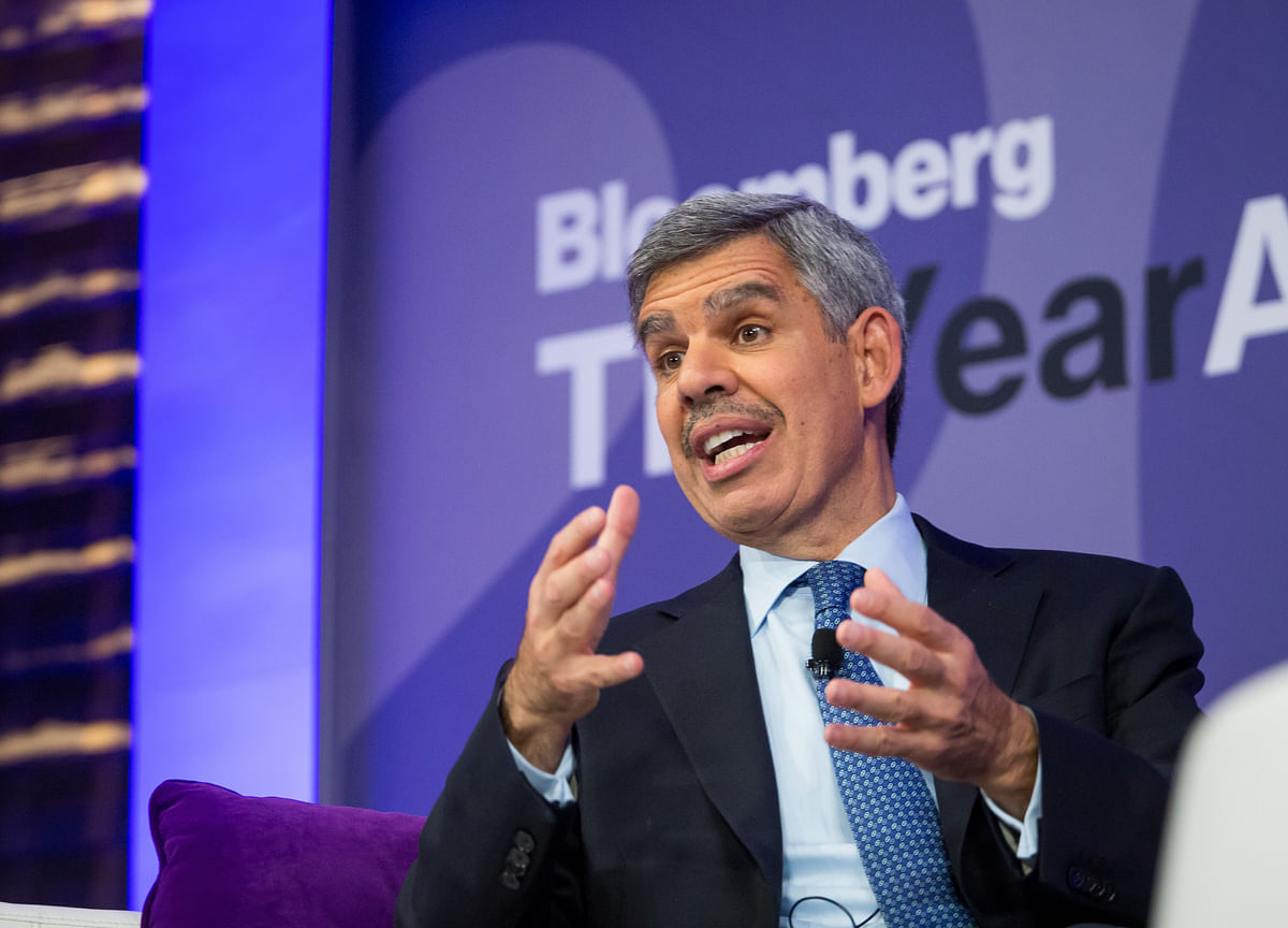 El-Erian Says America First Is the 'Obvious'Trade in Stocks