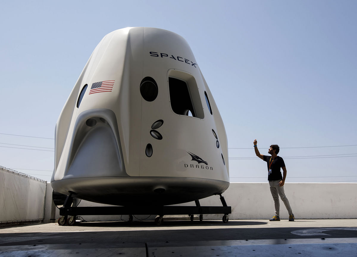 NASA Says SpaceX's Crew Dragon Is Ready to Fly to Space Station