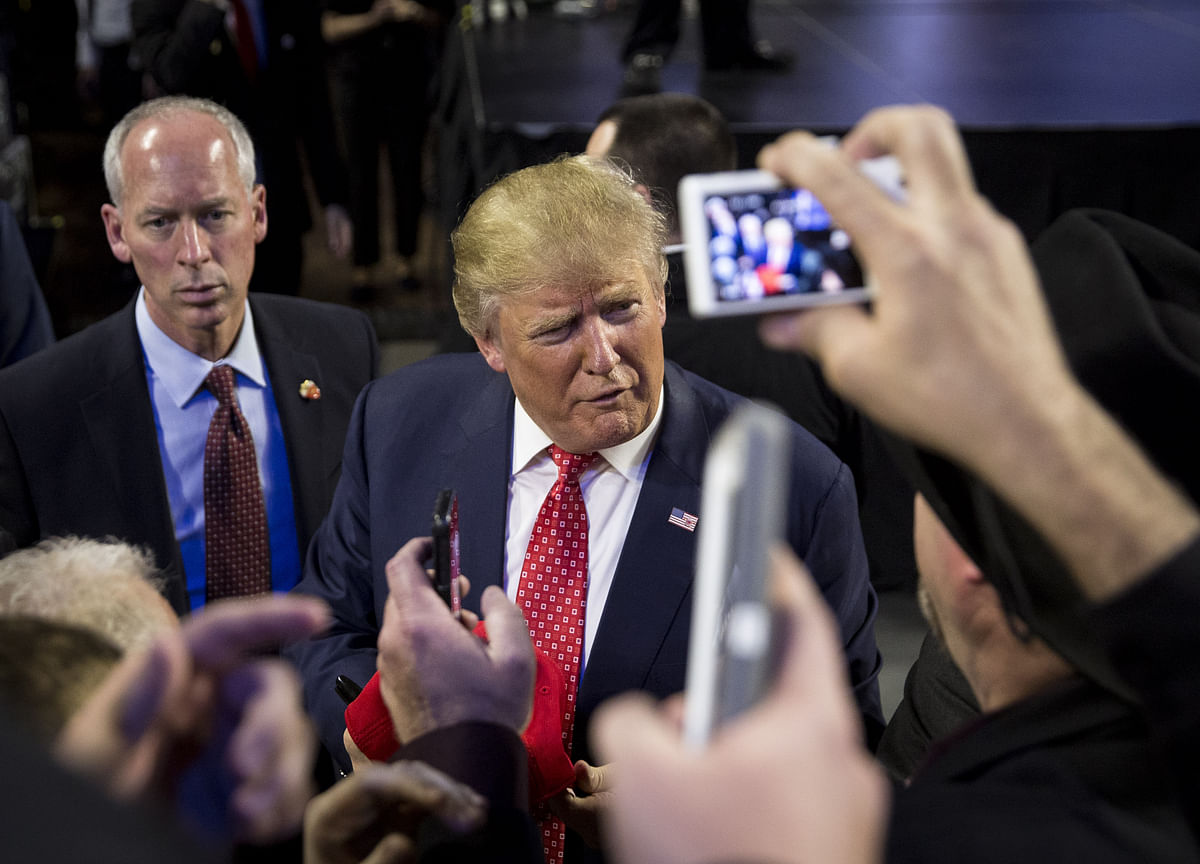 CEOs Ask Trump to Help Them Sell Nuclear Power Plants Abroad