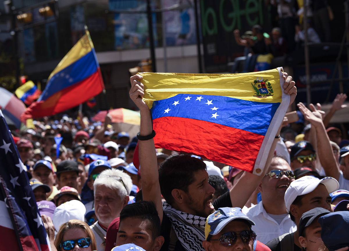 Venezuela Isn't Just a Failed State. It's a Failure of the Left.