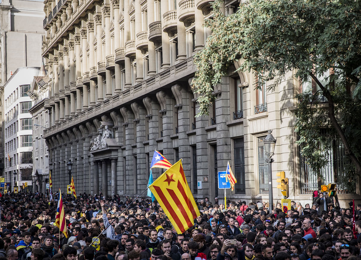 It's All About Catalonia as Spain Electoral Campaign Begins