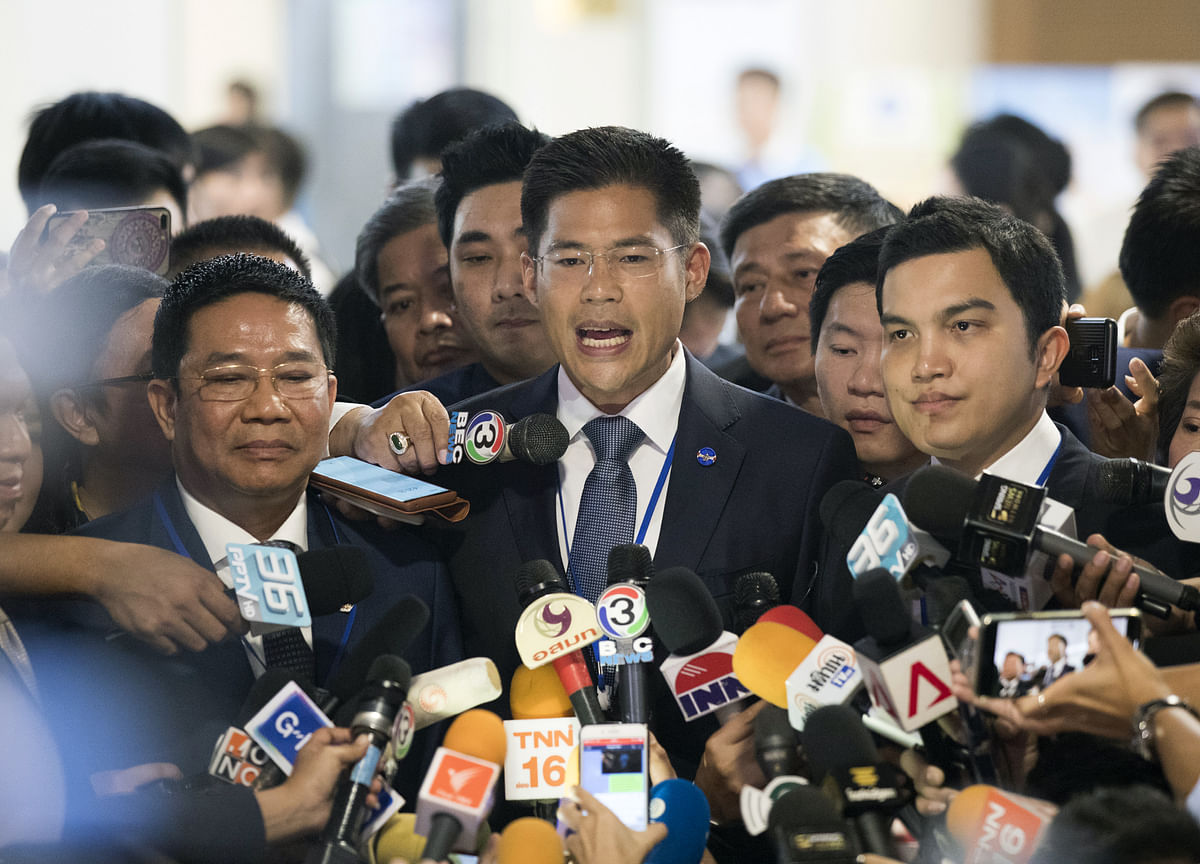 Thailand Faces Escalating Political Risk as Divisions Flare