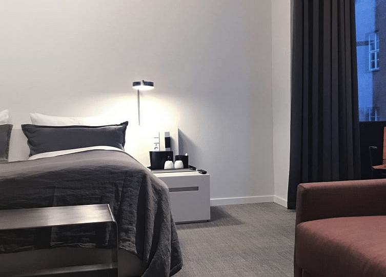 This Hotel Has Rooms That Clean Themselves
