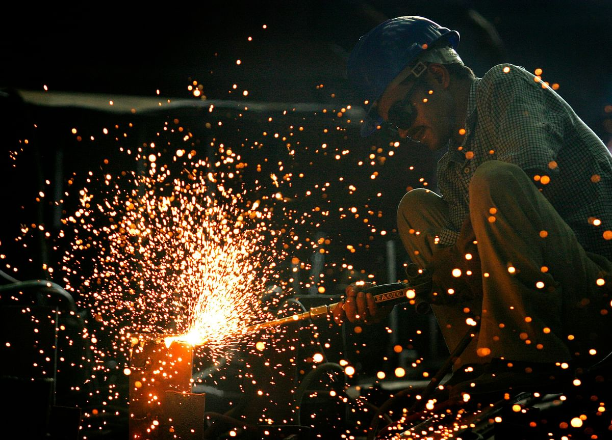 Core Sectors' Growth Slows Down To 1.8% In January