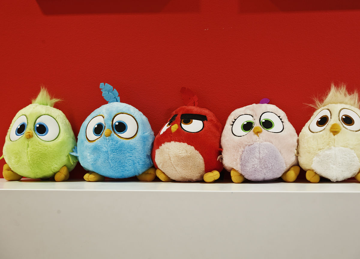 Angry Birds Maker Rovio Looking to Sell Control of Hatch Unit