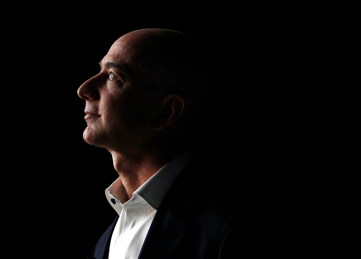 Jeff Bezos Weighs Options While National Enquirer Publisher Goes on Defensive