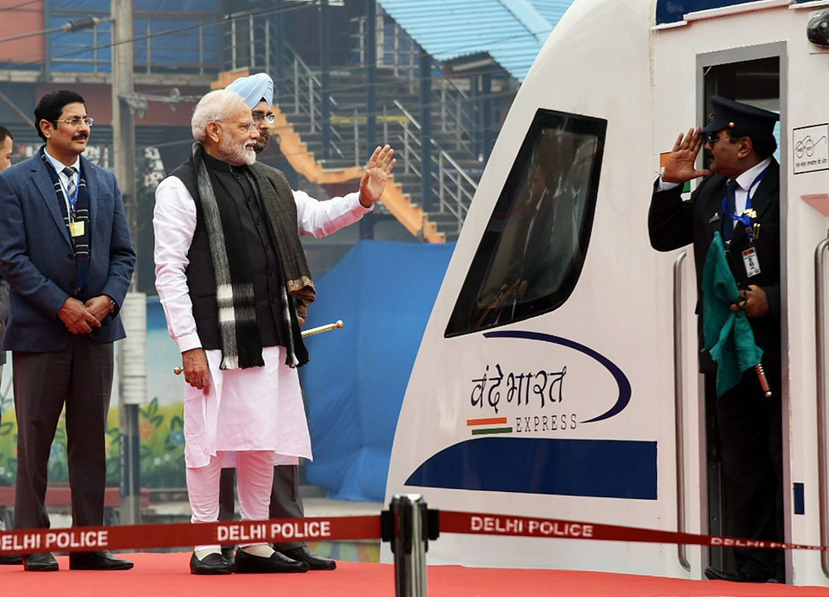 No More Vande Bharat Express Rakes Will Be Manufactured This Fiscal