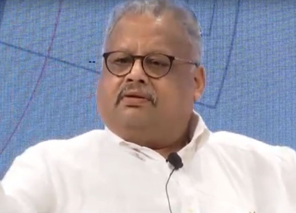 Rakesh Jhunjhunwala Says India At The Cusp Of A Bull Market