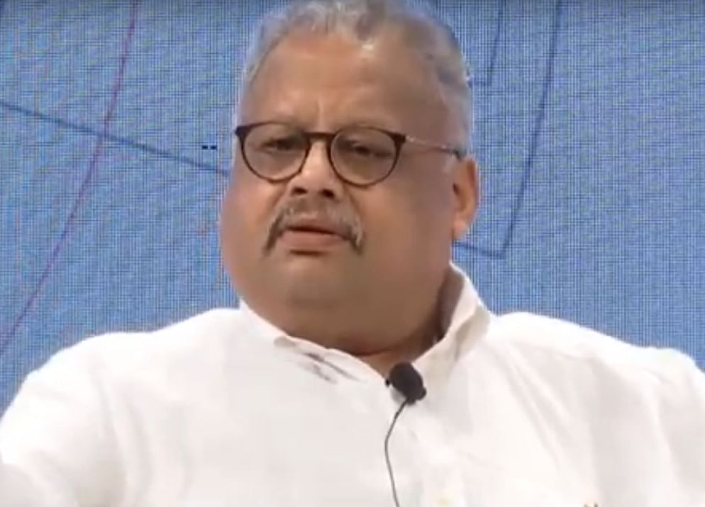 Rakesh Jhunjhunwala Says Groundwork For Next Bull Market Will Be Laid Over Two-Three Months