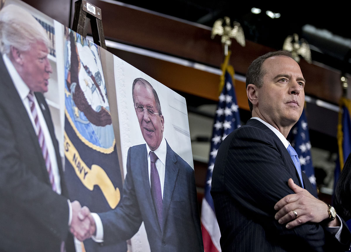 Trump Fears Schiff Is Recruiting White House Employees for Probe