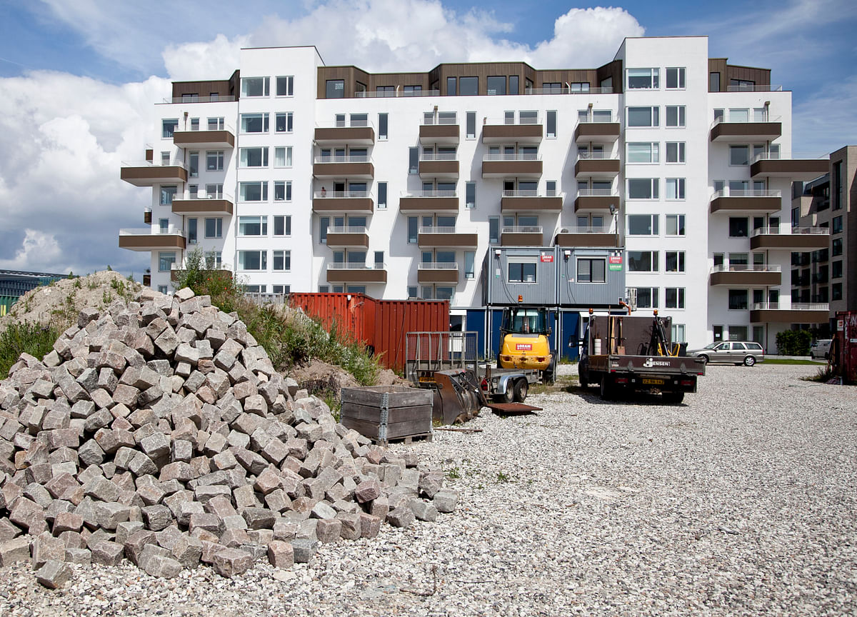 Reykjavik Is Being Swamped by Empty Luxury Flats