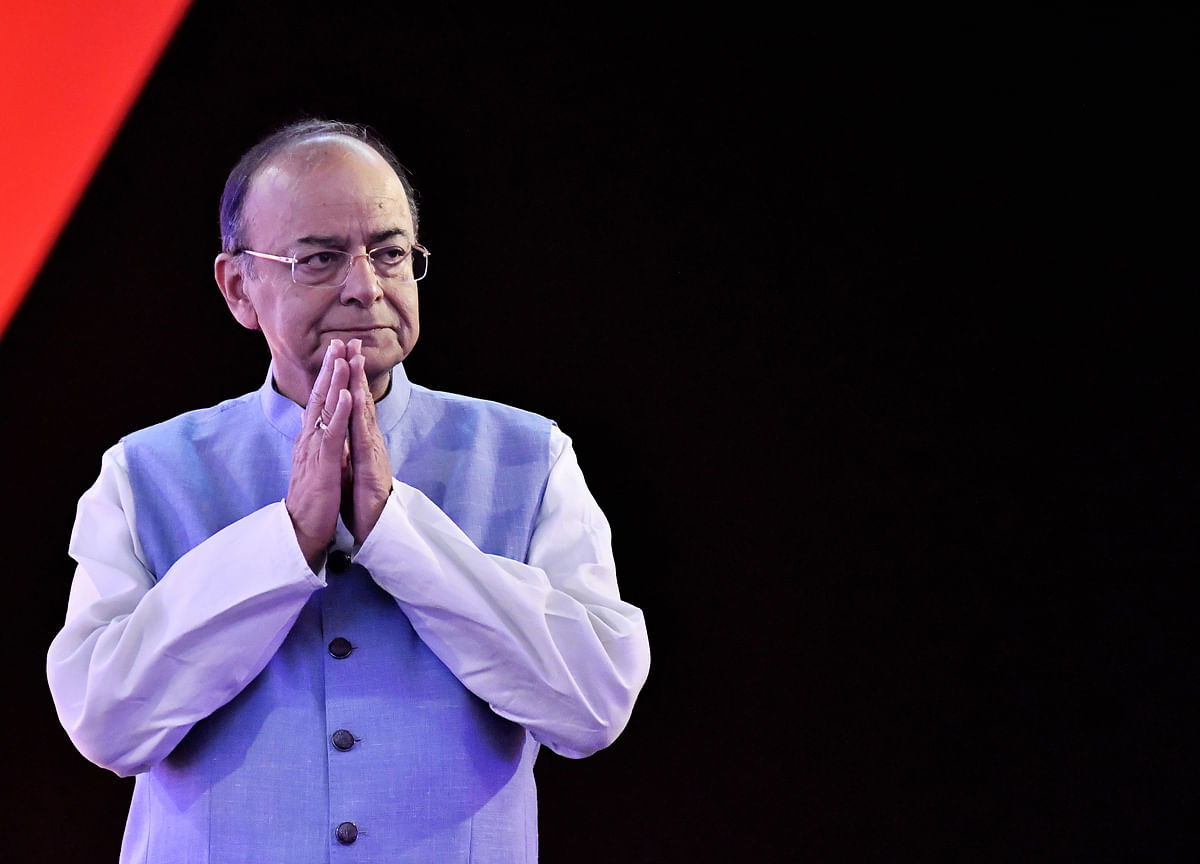 Jaitley To Discuss Interim Dividend, Fiscal Consolidation With RBI On Monday