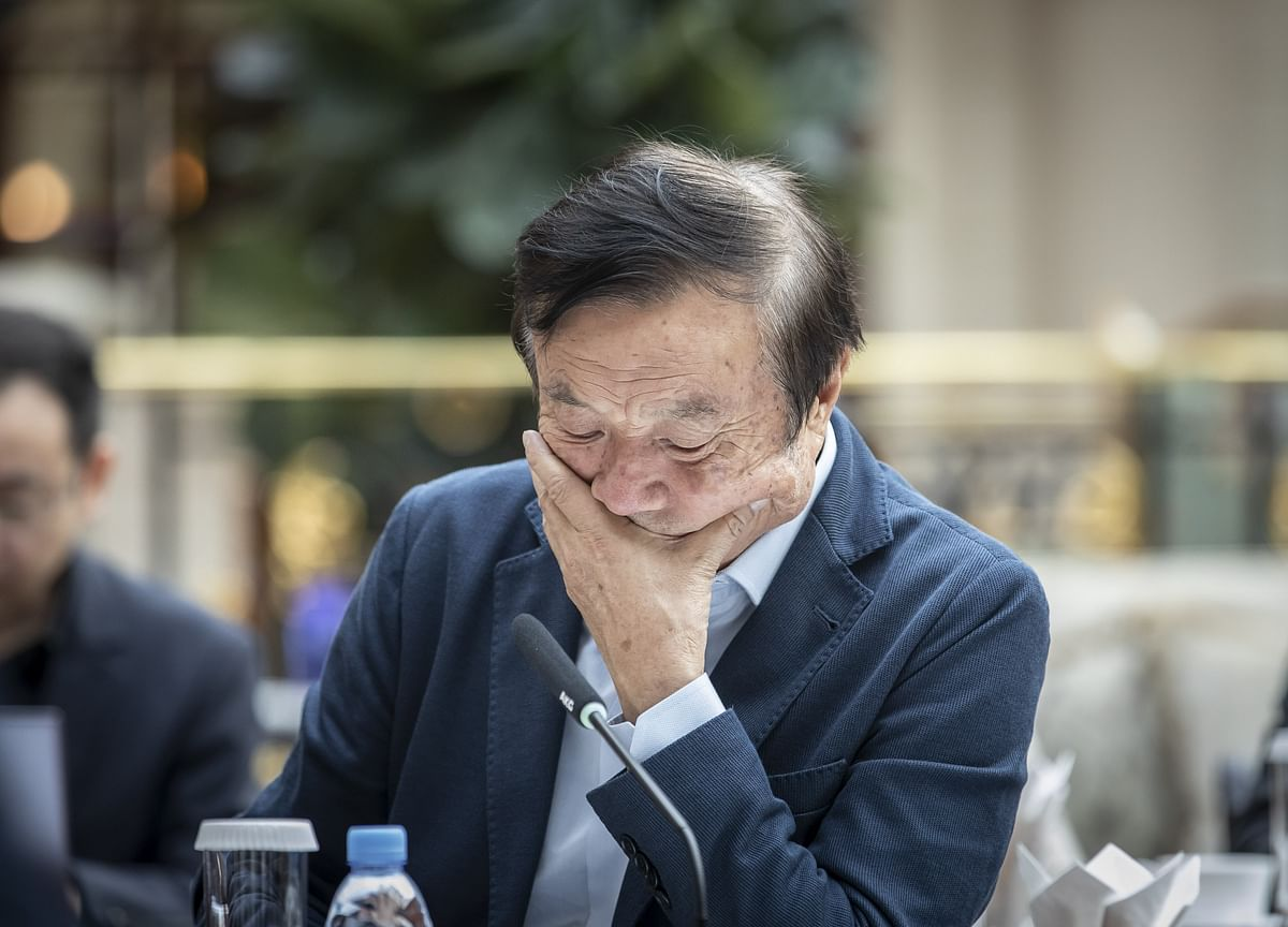Huawei Founder Says U.S. Can't Crush the Company, BBC Reports