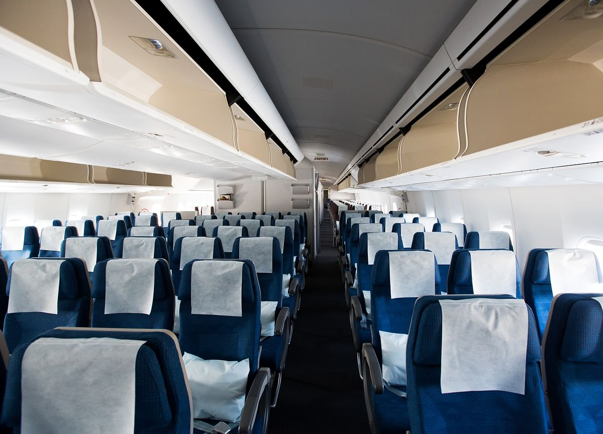 Virus Impact: DGCA Asks Airlines To Try And Keep Middle Seats Vacant