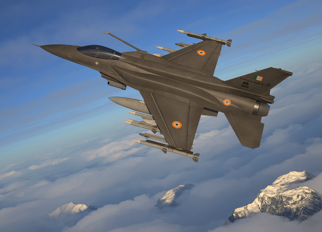 Lockheed Martin Offers India Exclusive Access To F-21 Fighter Jets