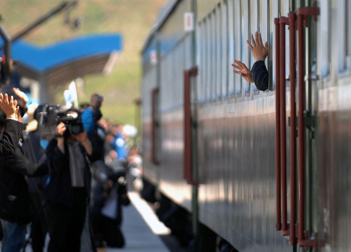 Trump-Kim Summit Rekindles Dream of Korean Rail Link With Asia