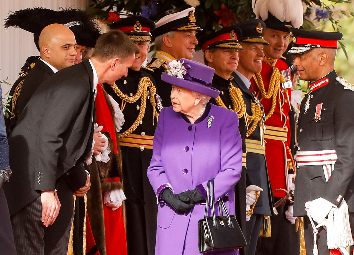 Queen To Be Evacuated In Case of No-Deal Brexit Riots: Times