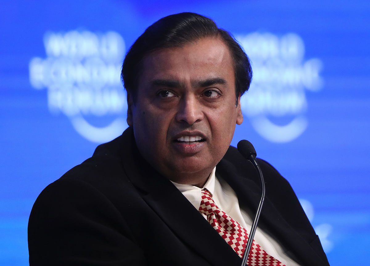 Mukesh Ambani Raises His Stake In Reliance Industries To 48.87%