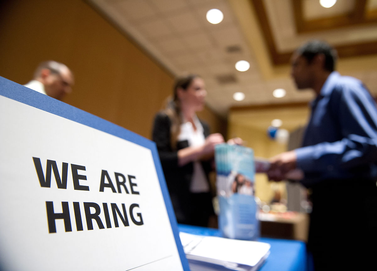 Job-Seekers Get Multiple Offers in America's Tight Labor Market