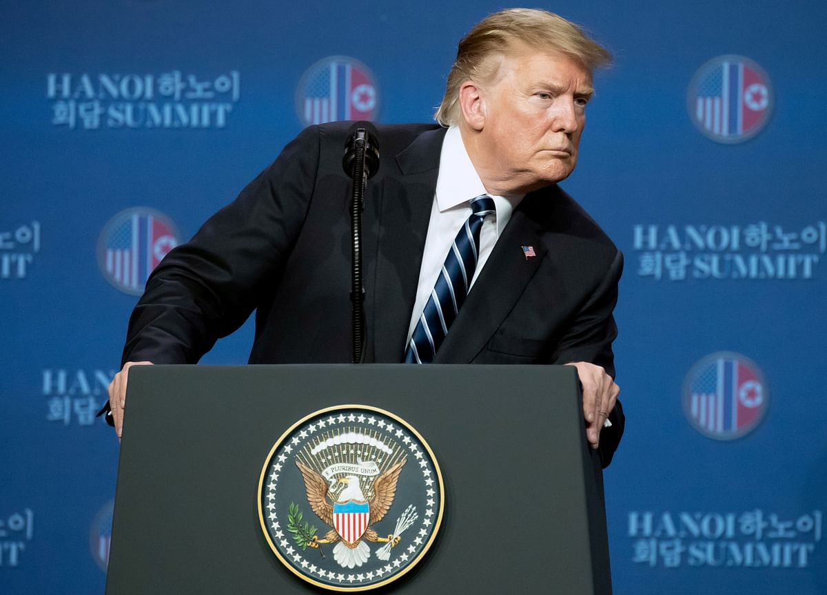 Trump Says Comments Misinterpreted After Warmbier Family Rebuke
