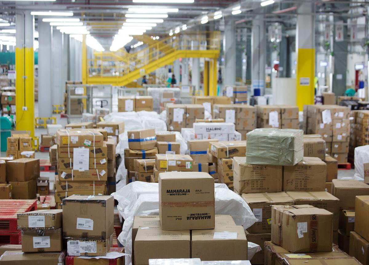 Amazon, Walmart Reel as India Curbs Plunge Market Into Chaos