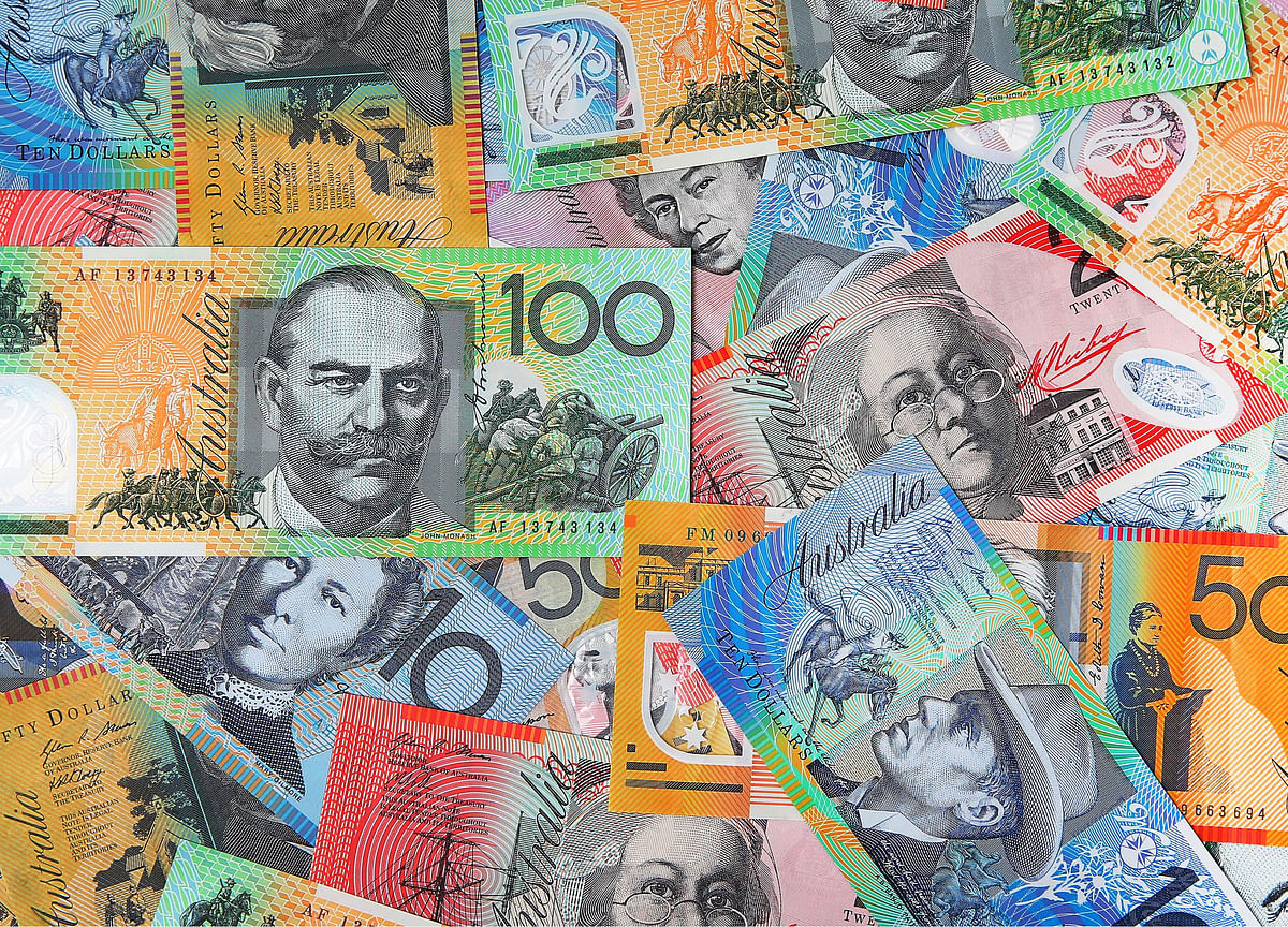 Here's Why the Australian Dollar Is the Most Volatile Major Currency