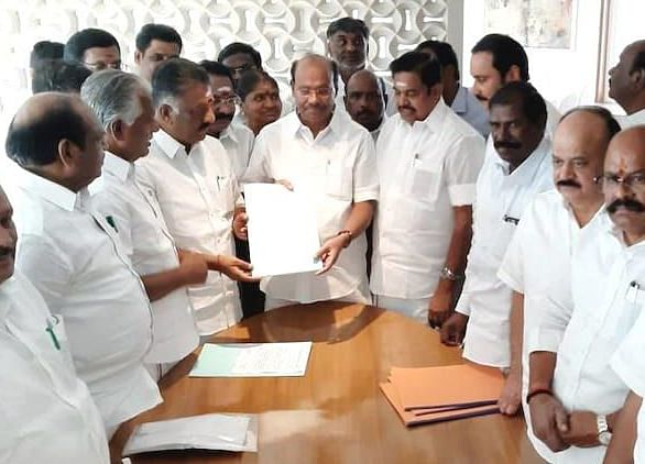BJP-AIADMK-PMK Seal Alliance in Tamil Nadu For 2019 LS Elections