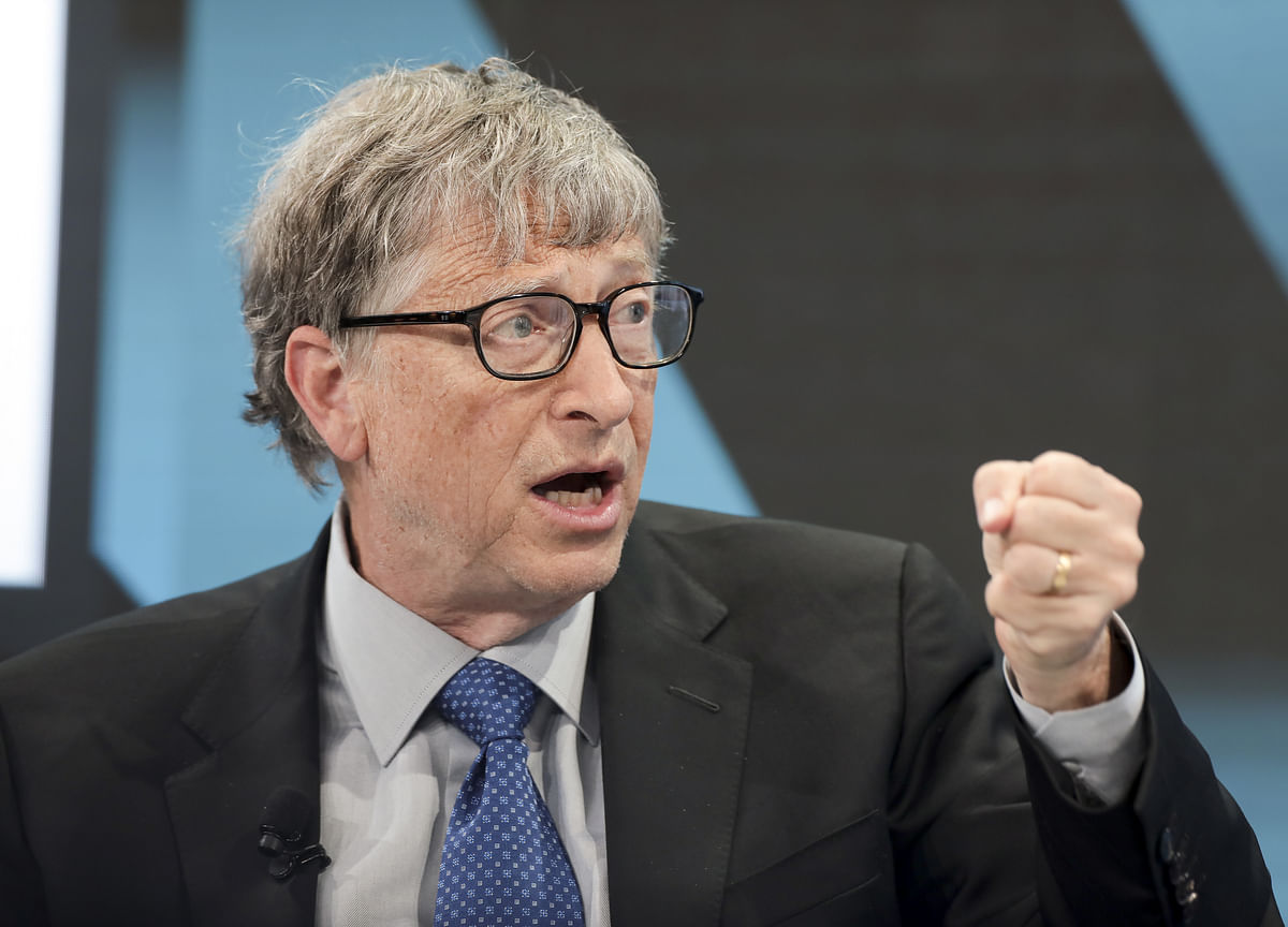 Bill Gates Says Taxing Capital Gains Is the Best Way to Tap 'Big Fortunes'