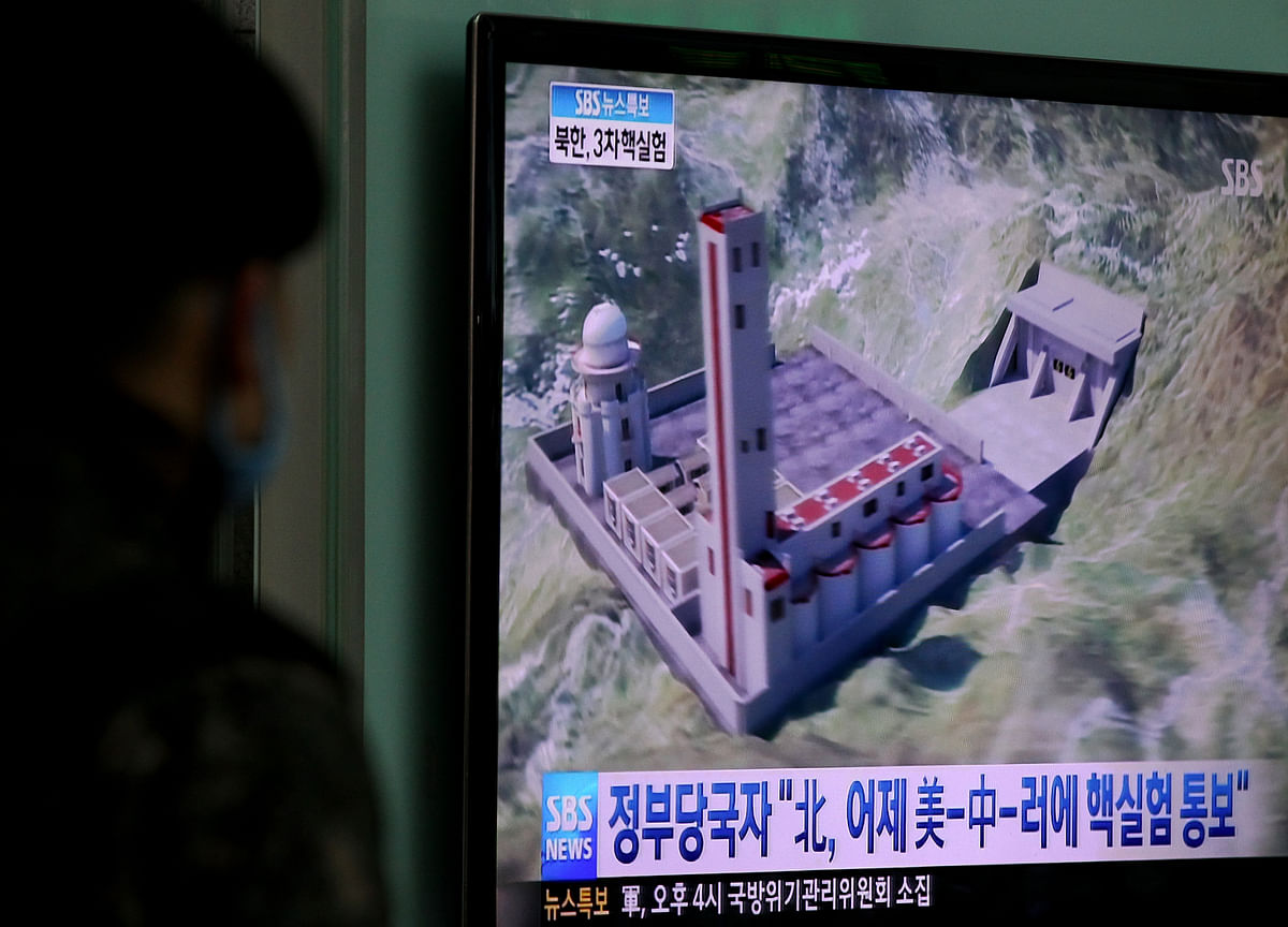 U.S. Says North Korea Promised to Destroy Enrichment Facilities