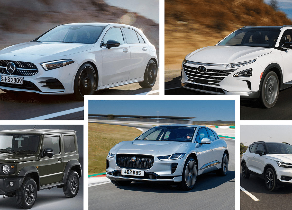 Here Are the Finalists for the World Car of the Year Award 2019