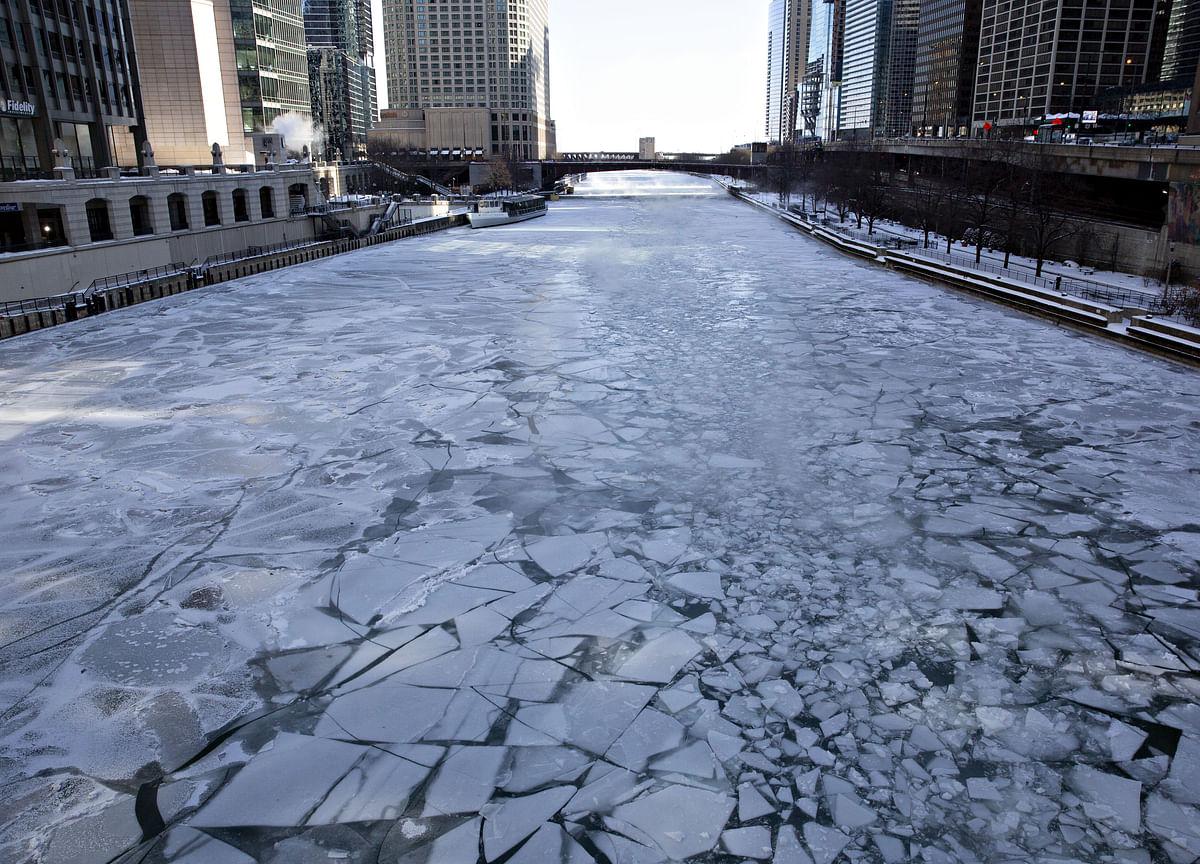 Deep Freeze Spawns Rare Frazil Ice That Hobbles Nuclear Reactor