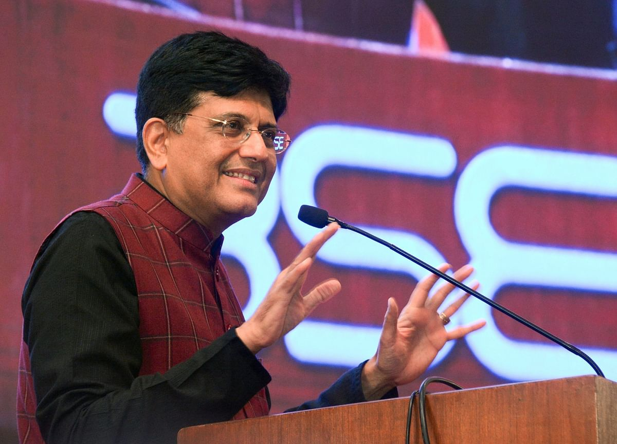 WEF India Economic Summit 2019: Piyush Goyal Says Foreign Firms Shouldn't Use E-Commerce For Predatory Pricing