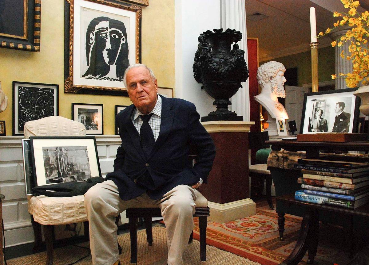 Picasso Biographer and Billionaire WhispererJohn Richardson Dies at 95