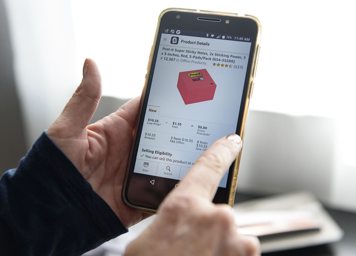 German Antitrust Adviser Says Amazon Might Face Restrictions