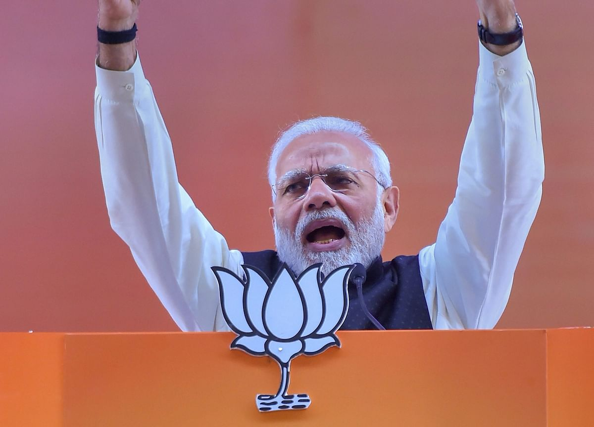 Message From BJP's First List: When Modi Is The Face, Doesn't Matter Who The Candidate Is